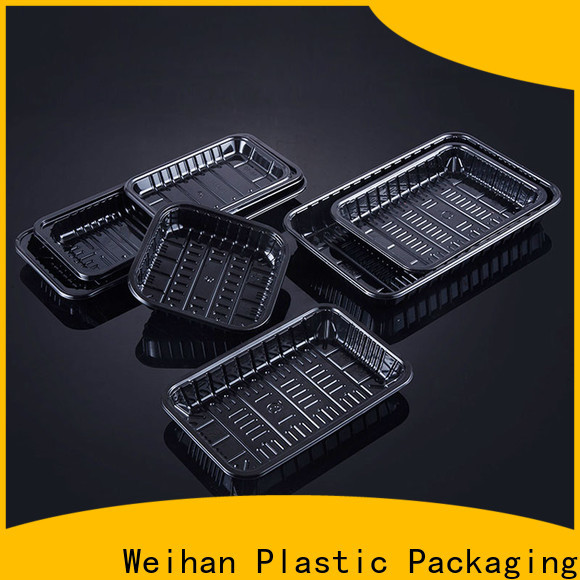 Custom plastic boxes wh118 Suppliers for fresh food