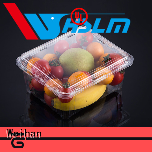 Weihan New Strawberry box for business for fresh food