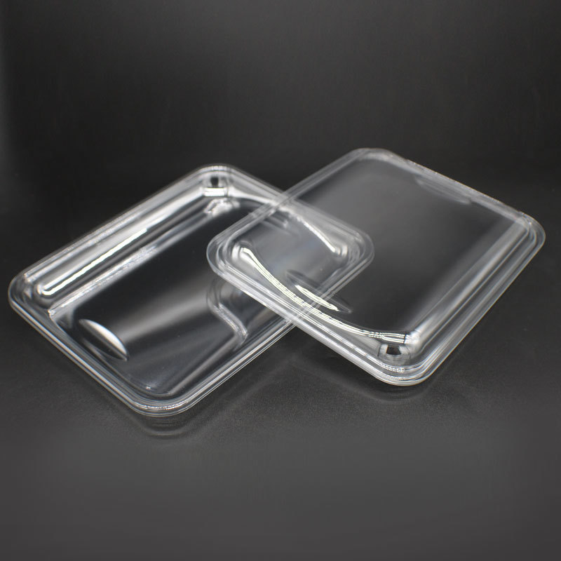 WH-92 lamb roll fat beef roll fresh packaging transparent tray