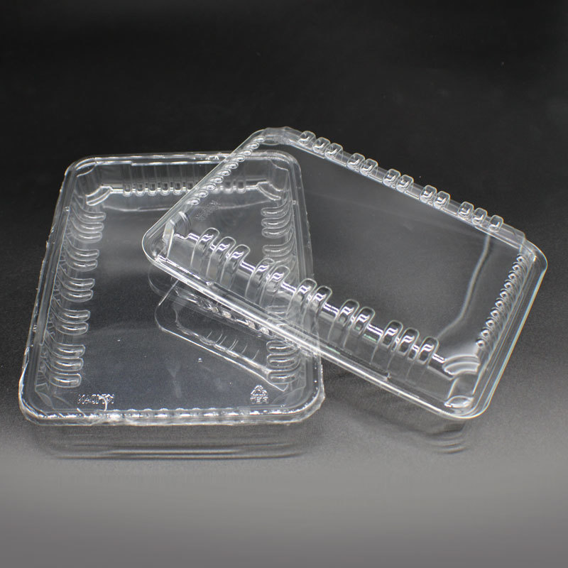 WH-104 transparent fresh fruit and vegetable packaging tray