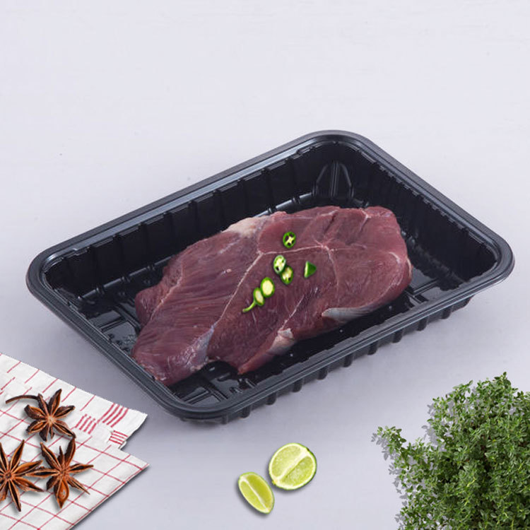 WH-104 beef steak  fresh packaging tray