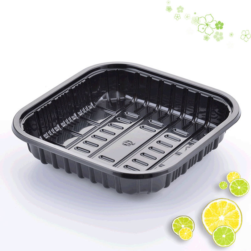 WH-105 supermarket shellfish 250g packing tray