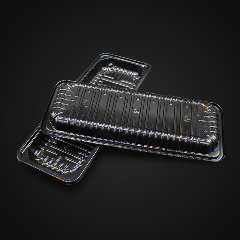 WH-115 meat black packaging preservation tray