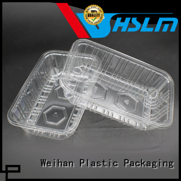 High-quality Clear Plastic Food Tray vegetable Supply for fruit