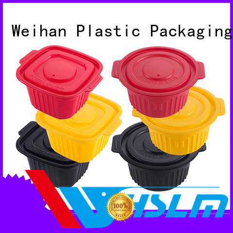 Weihan bbq disposable lunch boxes Suppliers for supermarket