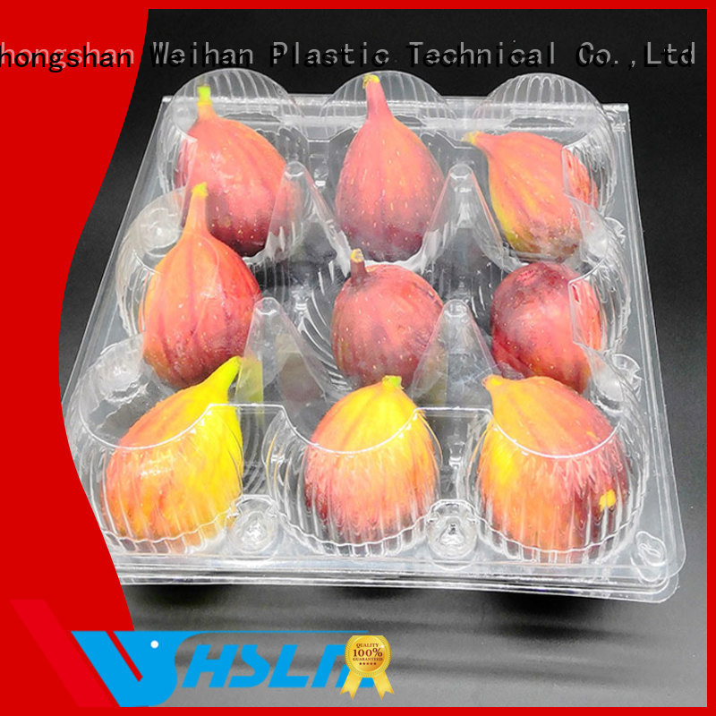 Weihan wh06 Clear Fruit Box factory for fresh food