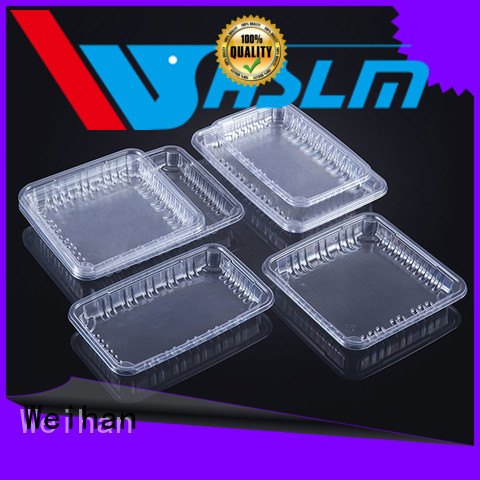 Weihan Latest disposable food tray factory for fruit