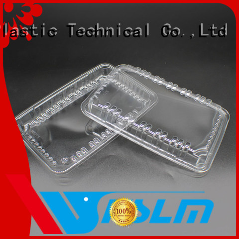 Weihan Top black plastic food trays manufacturers for meat