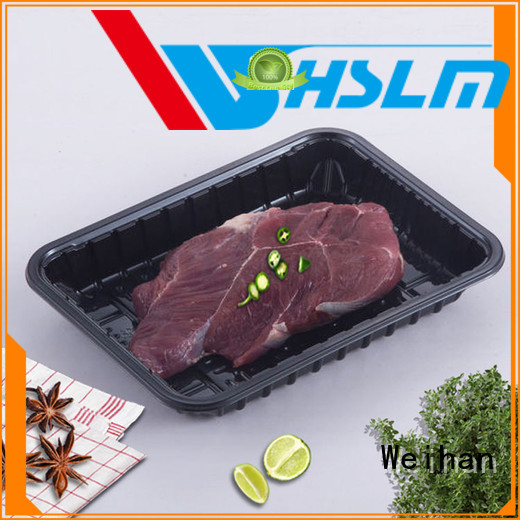 Weihan High-quality disposable meal prep containers company for meat