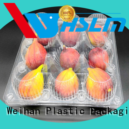 Weihan High-quality fruit salad box factory for fresh food
