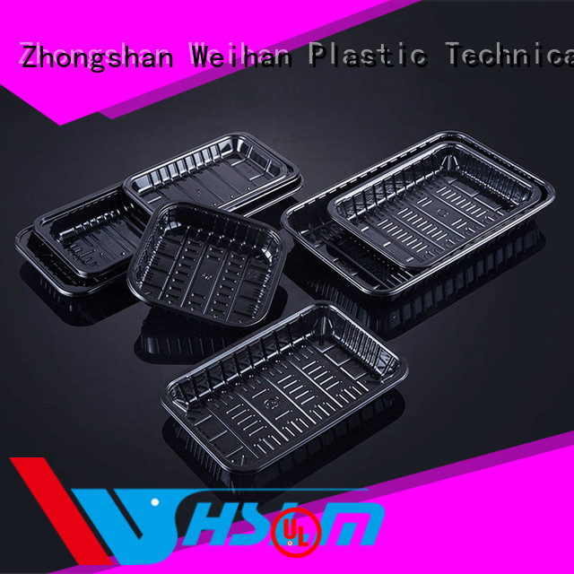 Top clear plastic food tray 500g factory for fruit