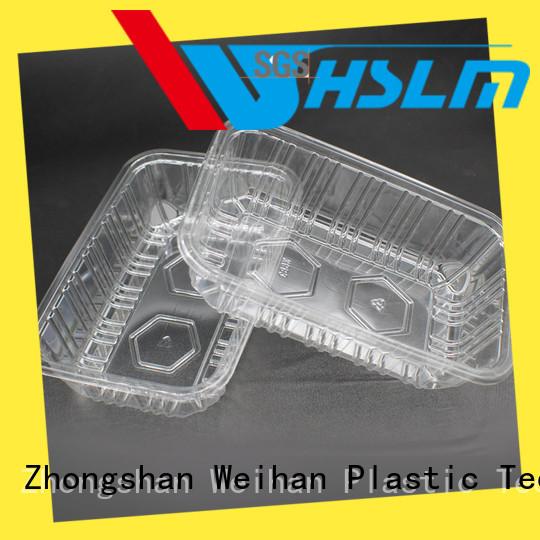 Wholesale large white plastic trays freshkeeping company for meat