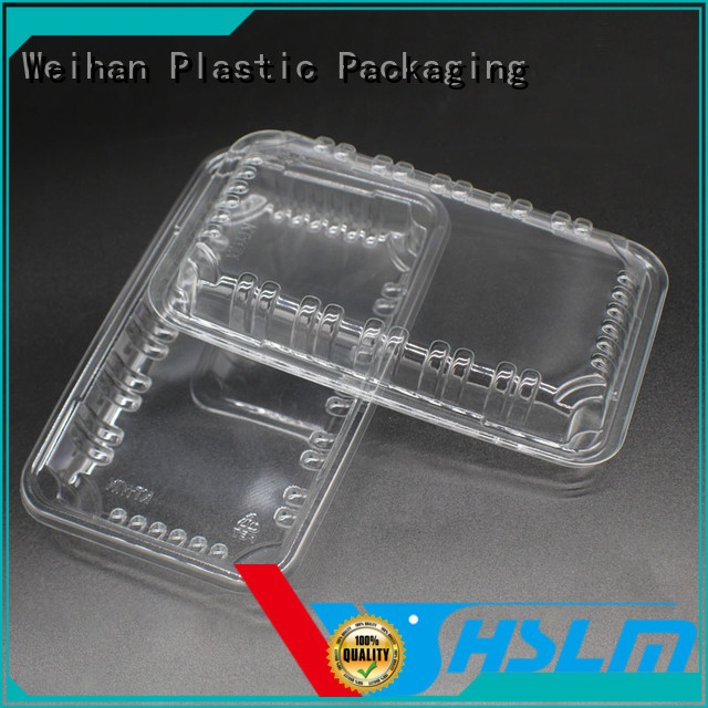Weihan wh105 plastic catering trays for business for meat