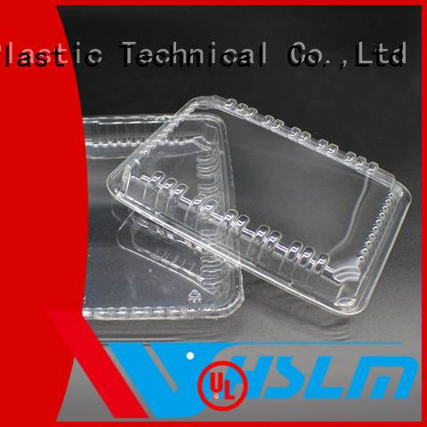 Weihan Latest plastic deli trays manufacturers for supermarket