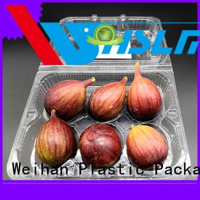 Weihan 1000g Clear Fruit Box manufacturers for fruit