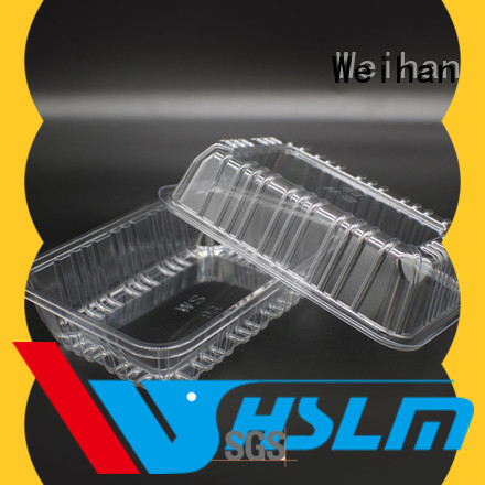 Weihan Latest plastic tray for business for fresh food