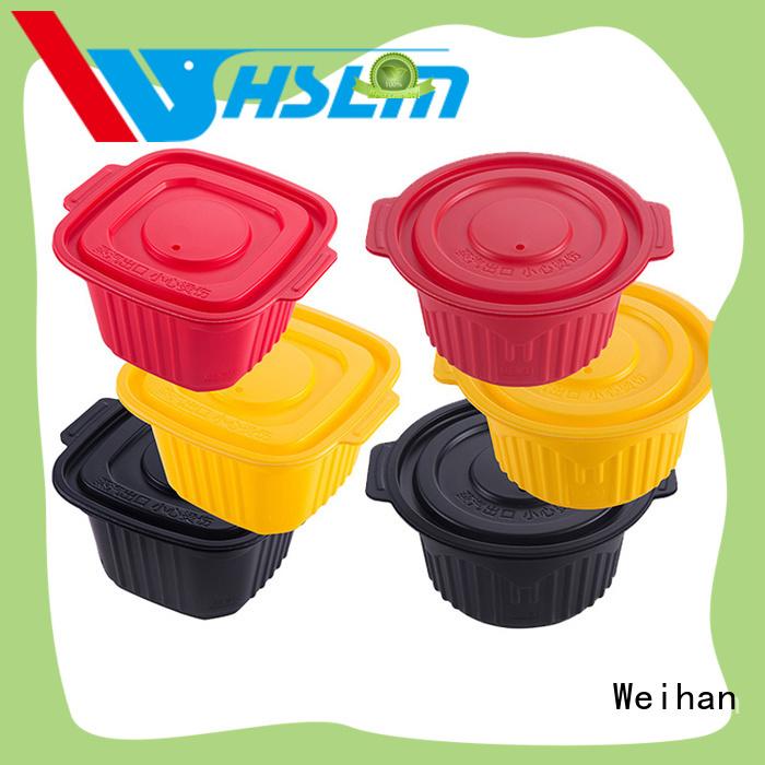 Weihan packing Self-heating Hotpot Box company for supermarket