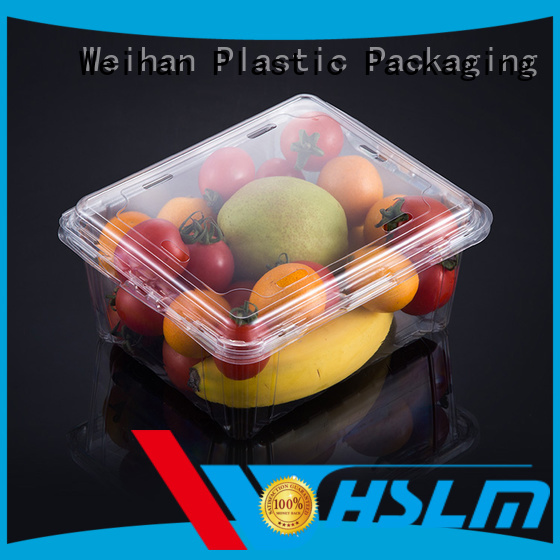 Weihan crisper fruit salad box company for vegetable