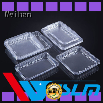 Top plastic food trays kt117n manufacturers for supermarket