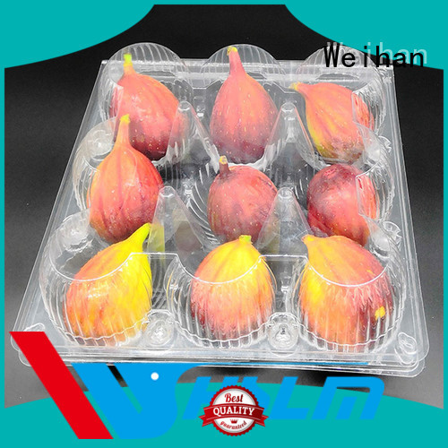 Weihan Wholesale plastic box for fruit Supply for meat