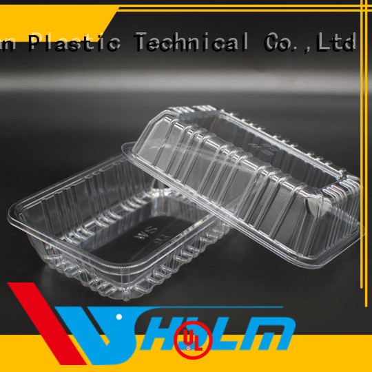 Custom plastic deli trays vegetables Suppliers for fruit