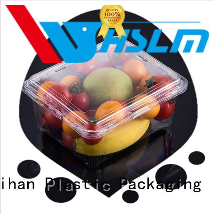 Weihan Custom fruit salad box factory for supermarket