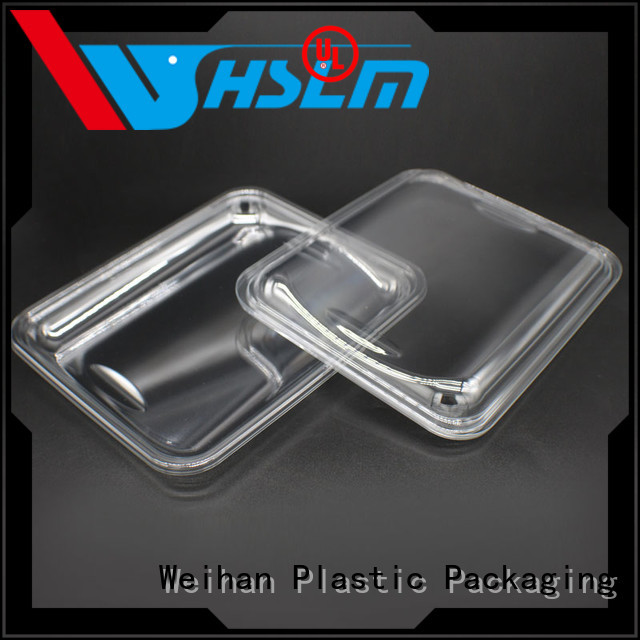 Custom plastic tray sizes tray manufacturers for supermarket